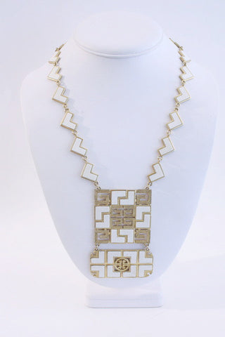 Vintage 70's Statement Necklace
