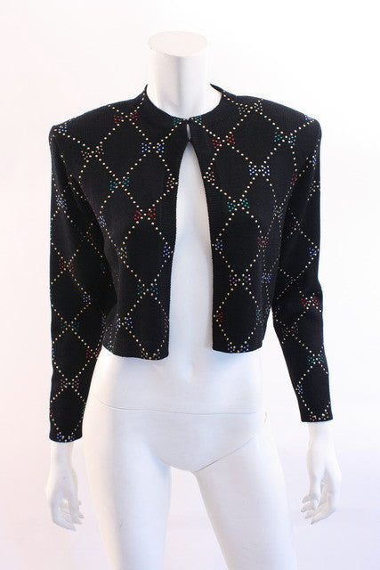 Vintage St. John Sweater Jacket