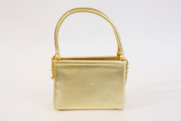 Vintage Koret Gold Evening Bag