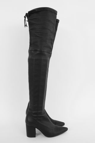 New ANINE BING Over The Knee Boots