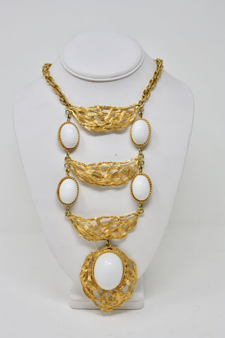 Vintage 70's LES BERNARD Necklace