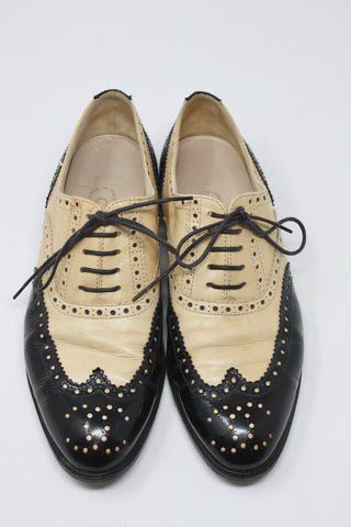 Vintage CHANEL F/W '95 Spectator Brogues