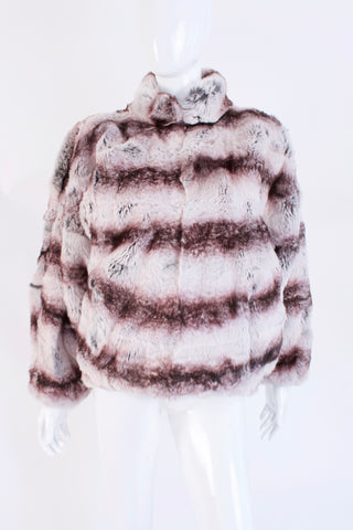 Vintage OLGA FURS Chinchilla Fur Coat