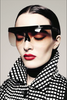 Vintage Courreges Futuristic Sunglasses
