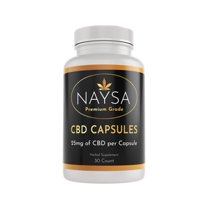 CBD Powder Capsules
