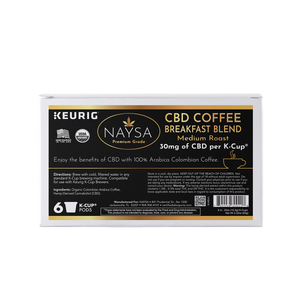 CBD Coffee K-Cups