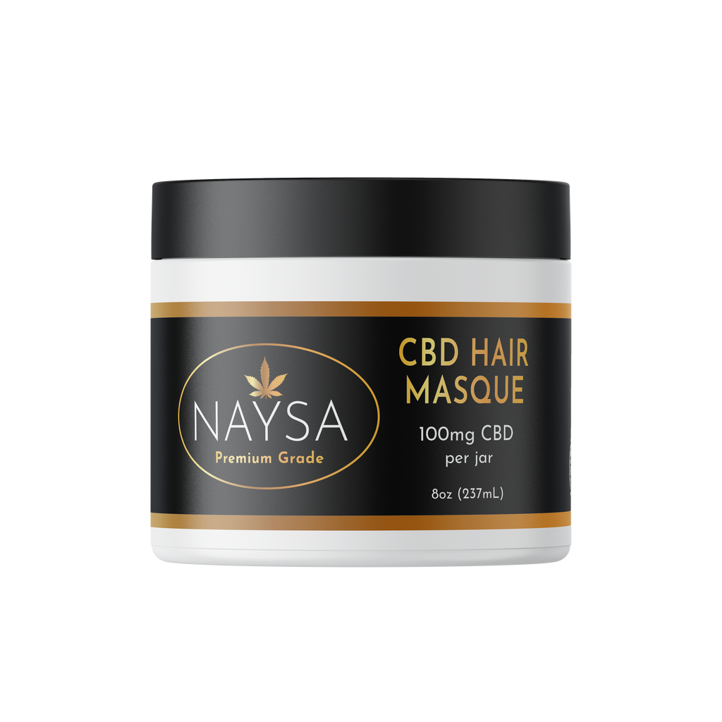 CBD Hair Masque