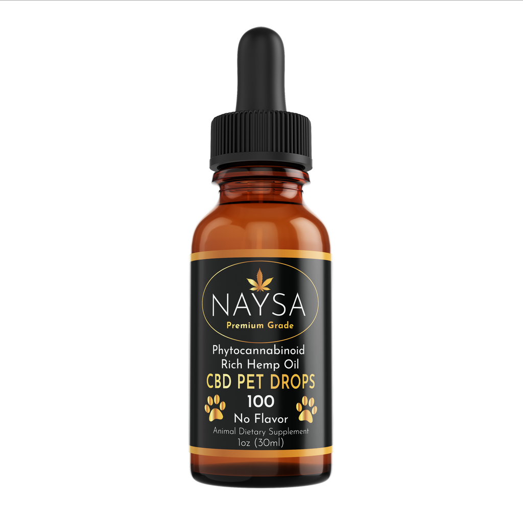 CBD Drops for Pets (Multiple Strengths)