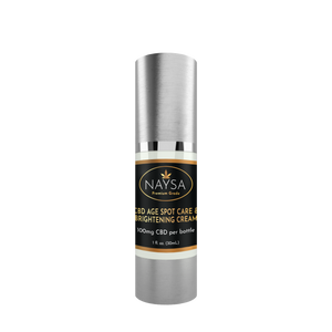 CBD Age Spot Care & Brightening Cream