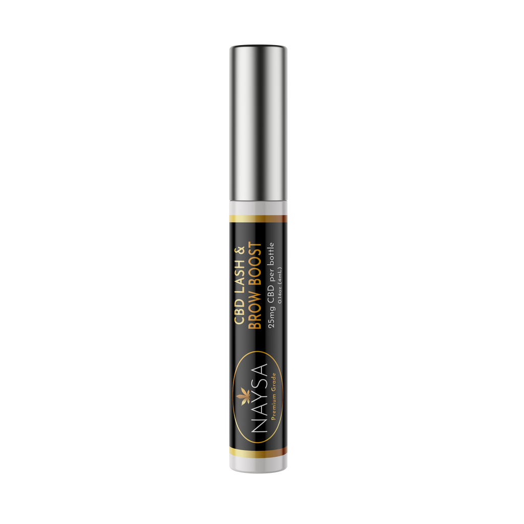 CBD Lash & Brow Boost Serum