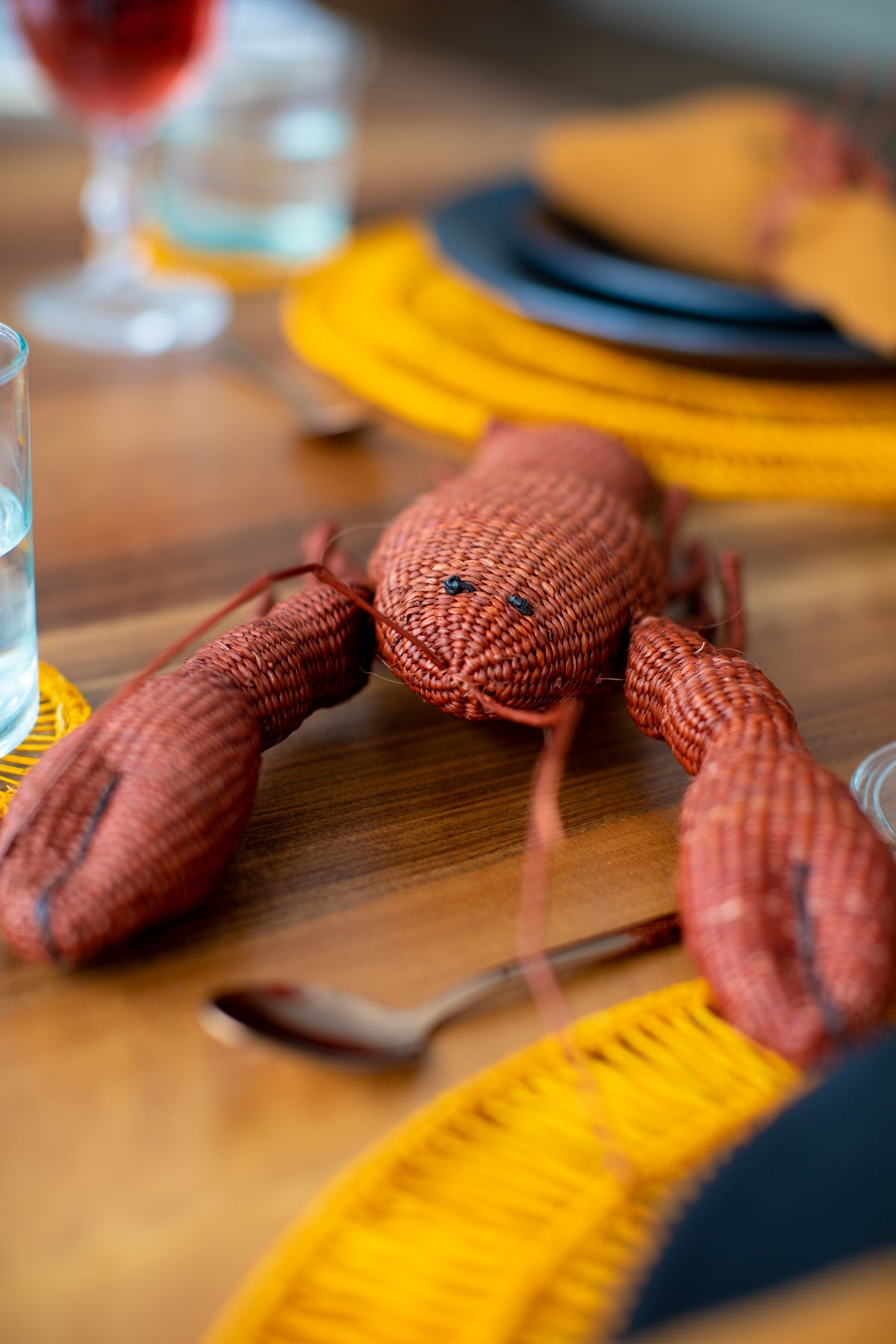 Lobster Table Deco