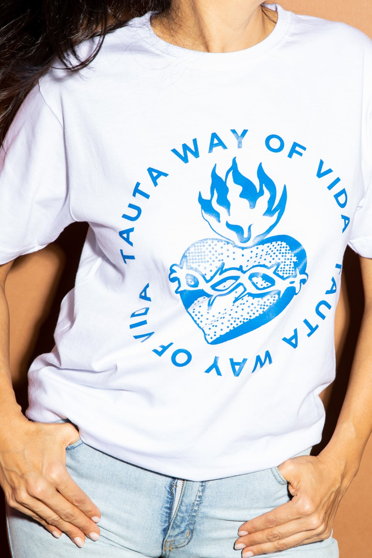 CAMISETA TAUTA WAY OF VIDA