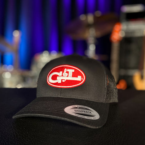 Apparel- G&L- Snapback Hat