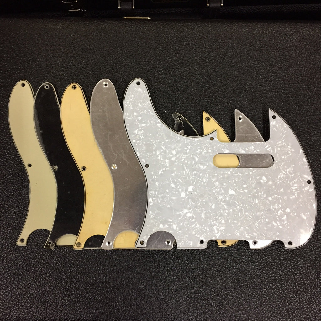 Pickguard - Lefty ASAT Classic  (assorted colors)