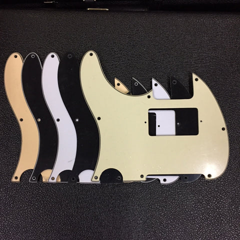 Pickguard - Lefty ASAT Classic Bluesboy  (assorted colors)