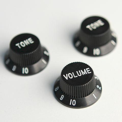 Knob - Bell Style Volume & Tone for USA Guitars