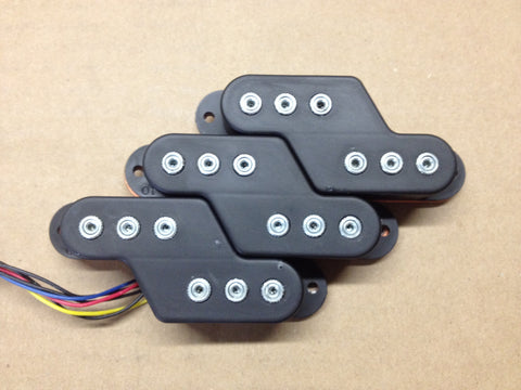 Pickup - MFD Z-coil set with zinc pole pieces