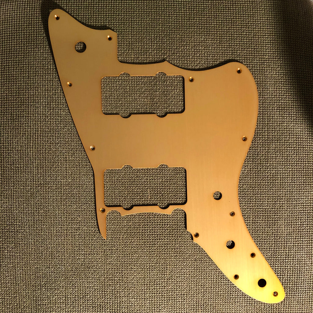 CLF Research Doheny Anodized Aluminum Pickguard