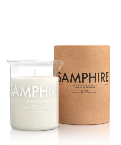 SALE - Laboratory Perfumes Samphire Candle