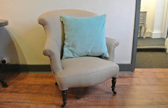 French boudoir chair - NOW SOLD
