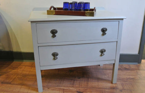 SOLD - Petite chest of drawers