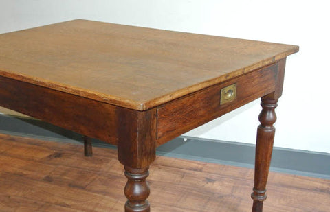 Welsh 19th century oak farmhouse table - Now Sold
