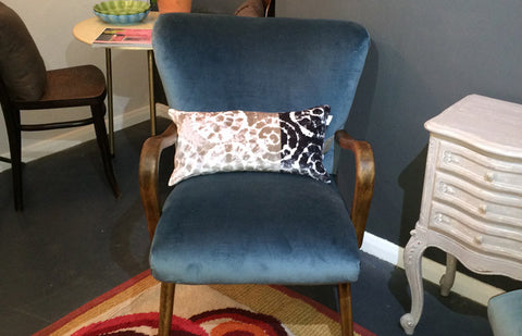 SOLD - Cocktail chairs - 50s with arms