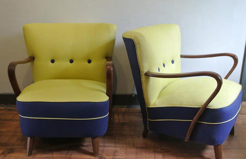 SOLD - Cocktail chairs