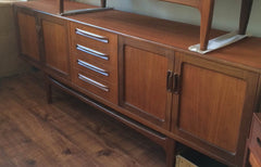 G-Plan large teak sideboard