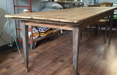 French Farmhouse Antique Pine table - SOLD