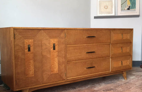 SOLD - Ash & Maple Midcentury American Sideboard