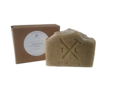 Almond Lemon Soap