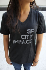 SF City Impact Screen-Printed Shirt