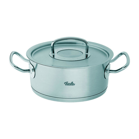 Fissler Pro Collection casserole, 2.8 qt. and 4.9 qt.