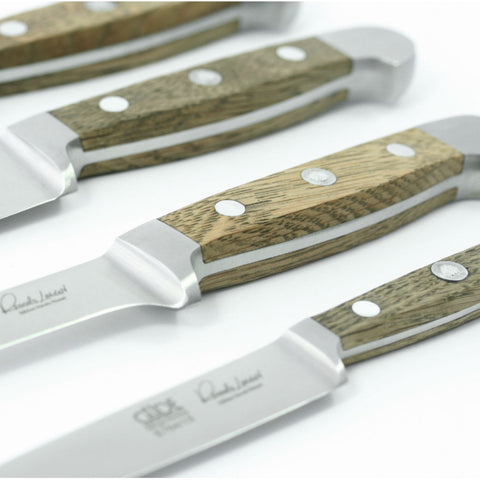 Gude Alpha Wine-Barrel Series Knives