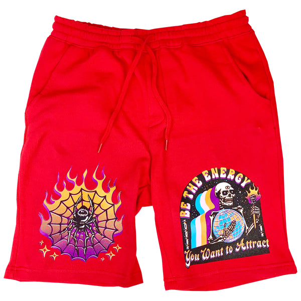 Be The Energy Shorts