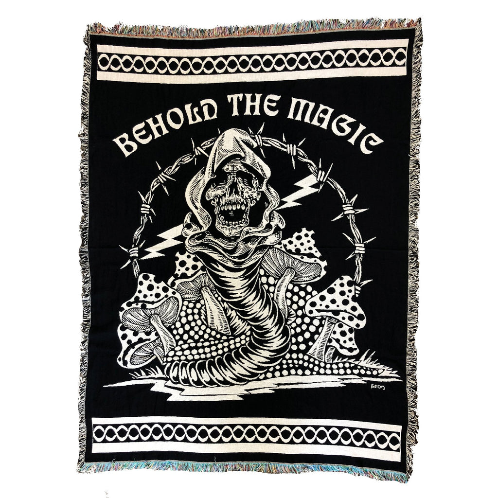 Behold The Magic Tapestry