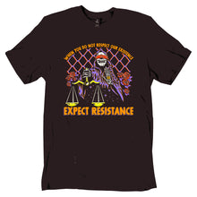 Load image into Gallery viewer, Expect Resistance Tee