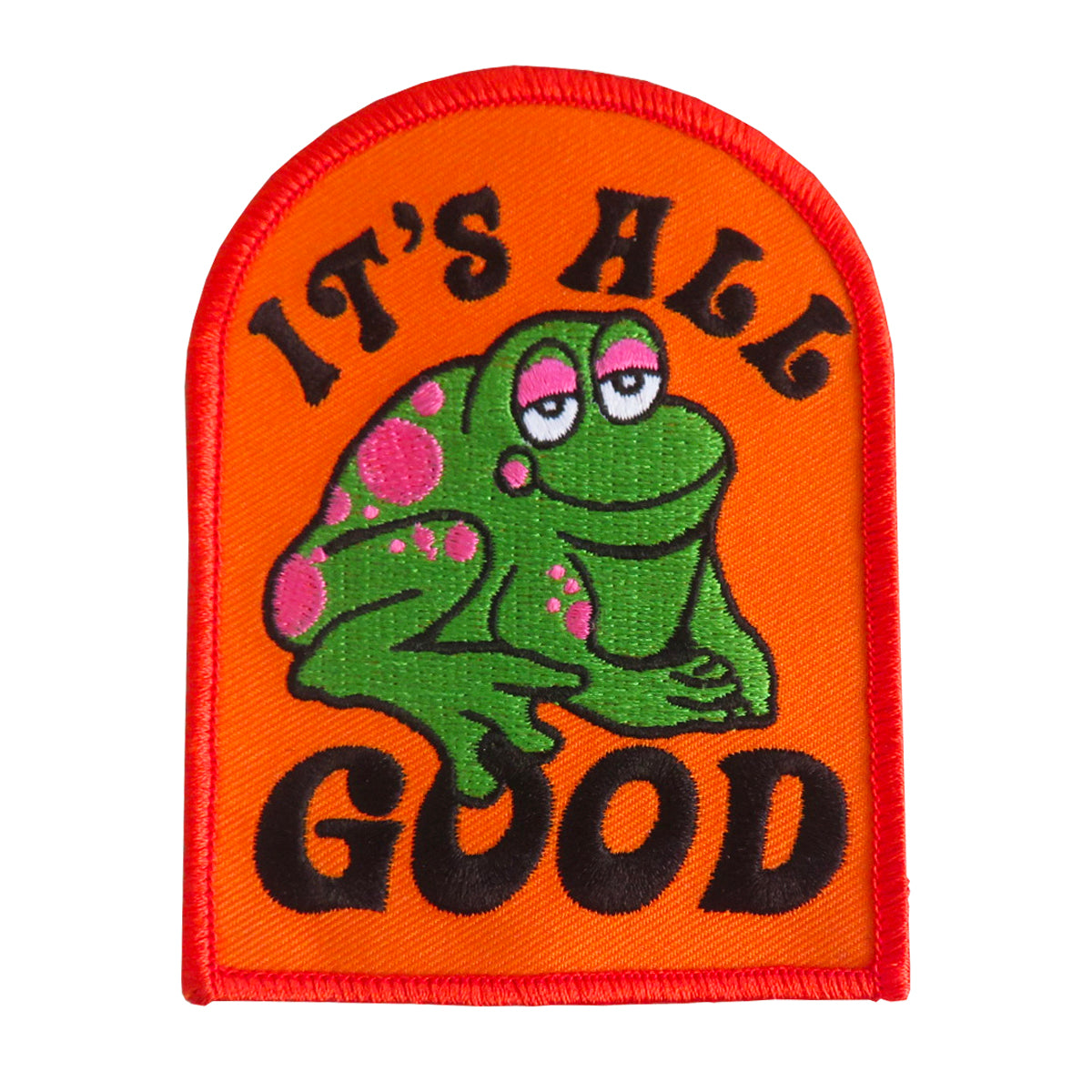 It's All Good Patch