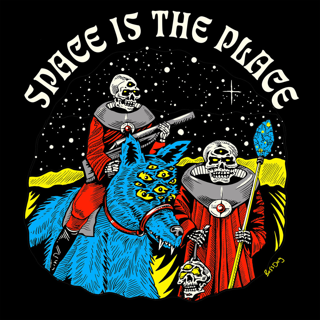 Space Is The Place Bandana