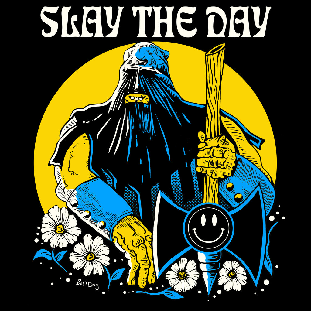 Slay The Day t shirt