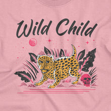 Load image into Gallery viewer, Wild Child Tee (Pink)