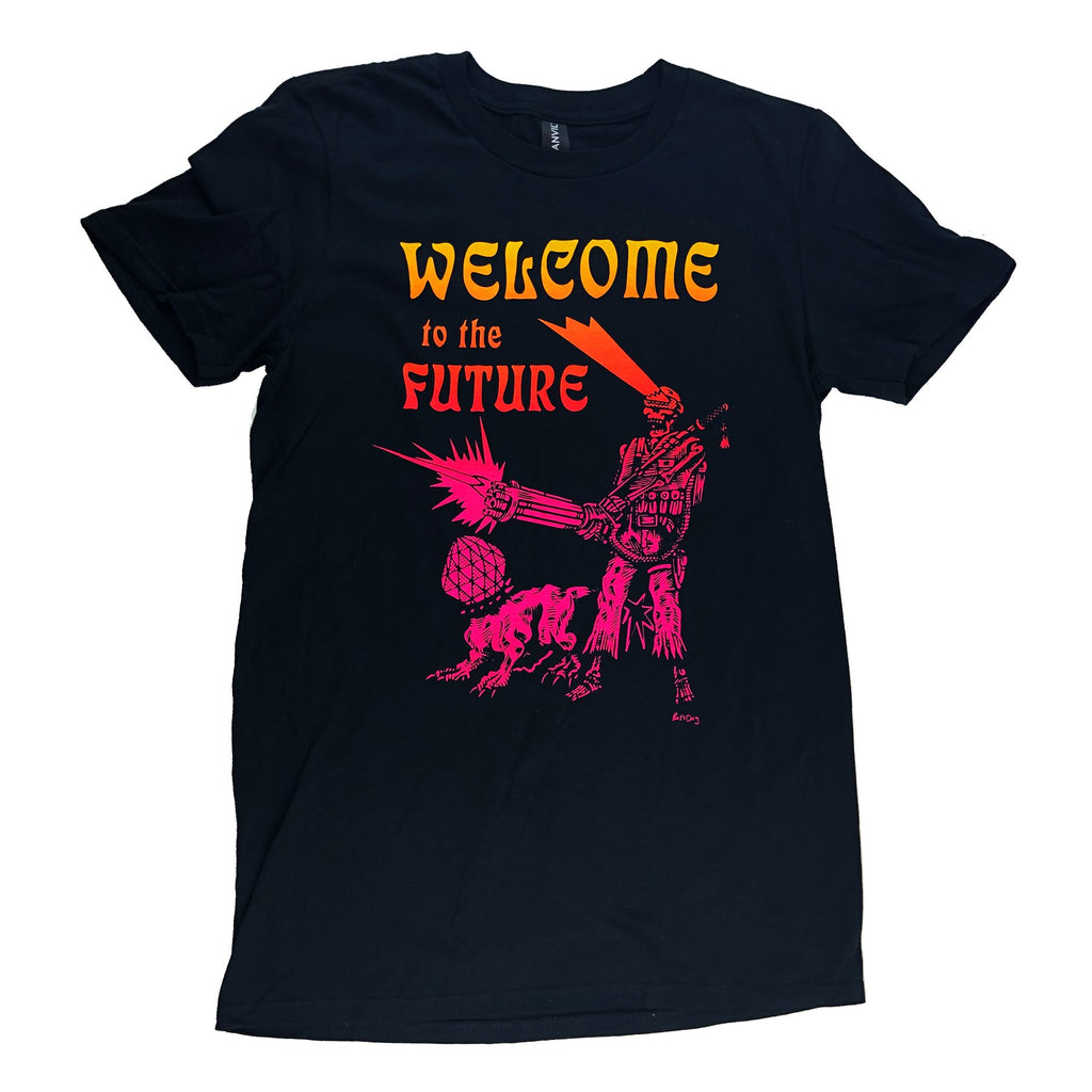Welcome To The Future Shirt