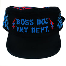 Load image into Gallery viewer, Boss Dog Art Dept. Painters Cap w/ Flaps