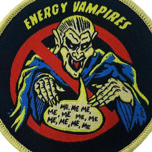 Anti Energy Vampires Patch