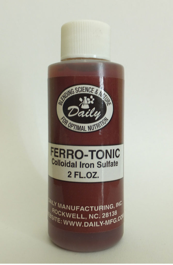 Ferro-Tonic Liquid Iron