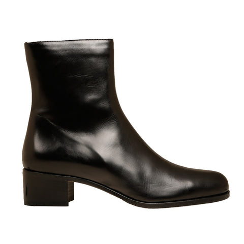 Donata Black Leather