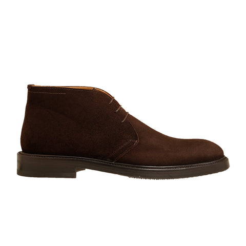 Norfolk Brown Suede