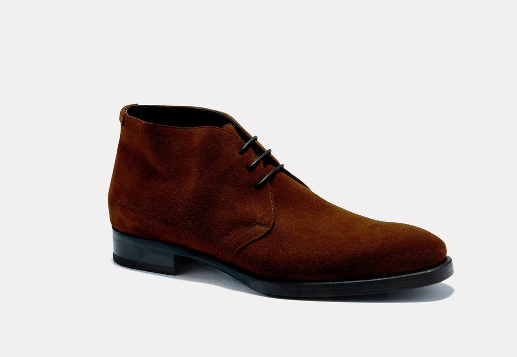 Varsec Brown Suede