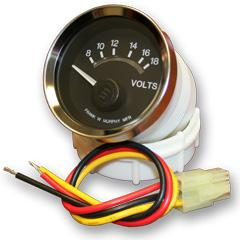 Electrical Components - Switches, Potentiometers and Gauges